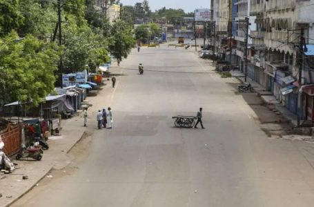 1 Day Lockdown in Bhopal, Indore and Jabalpur