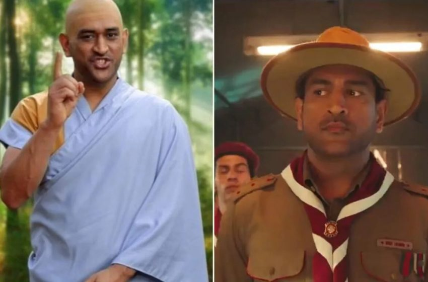 Dhoni presents #IndiaKaApnaMantra in VIVO IPL 2021 Ads