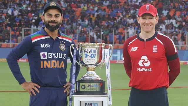 इंडिया बनाम इंगलैंड 1st T20 मैच; 67,000 दर्शक आये लॉकडाउन के बाद पहला मैच देखने।