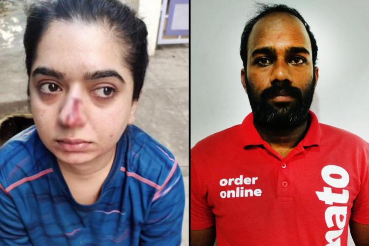 Zomato Delivery Boy answer Questions after Bengaluru Influencer Alleges attacks