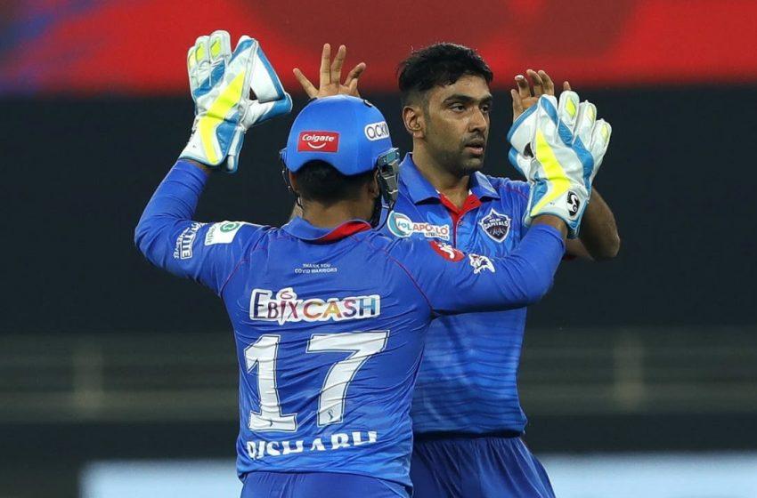 Ashwin takes break from the IPL-2021