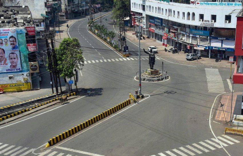 Sunday Lockdown failed in Madhya Pradesh State