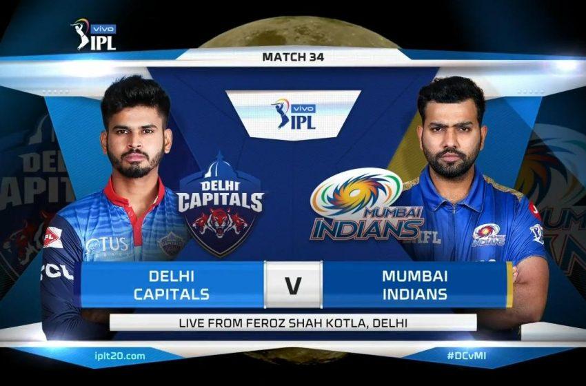 IPL 2021: Match 13, DC vs MI Match 2021 Prediction
