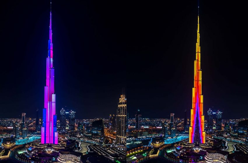Burj Khalifa – My First Experience When I Visited Dubai