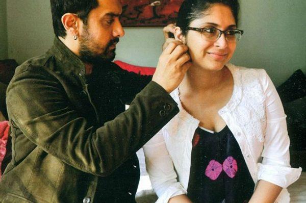 आमिर और किरण